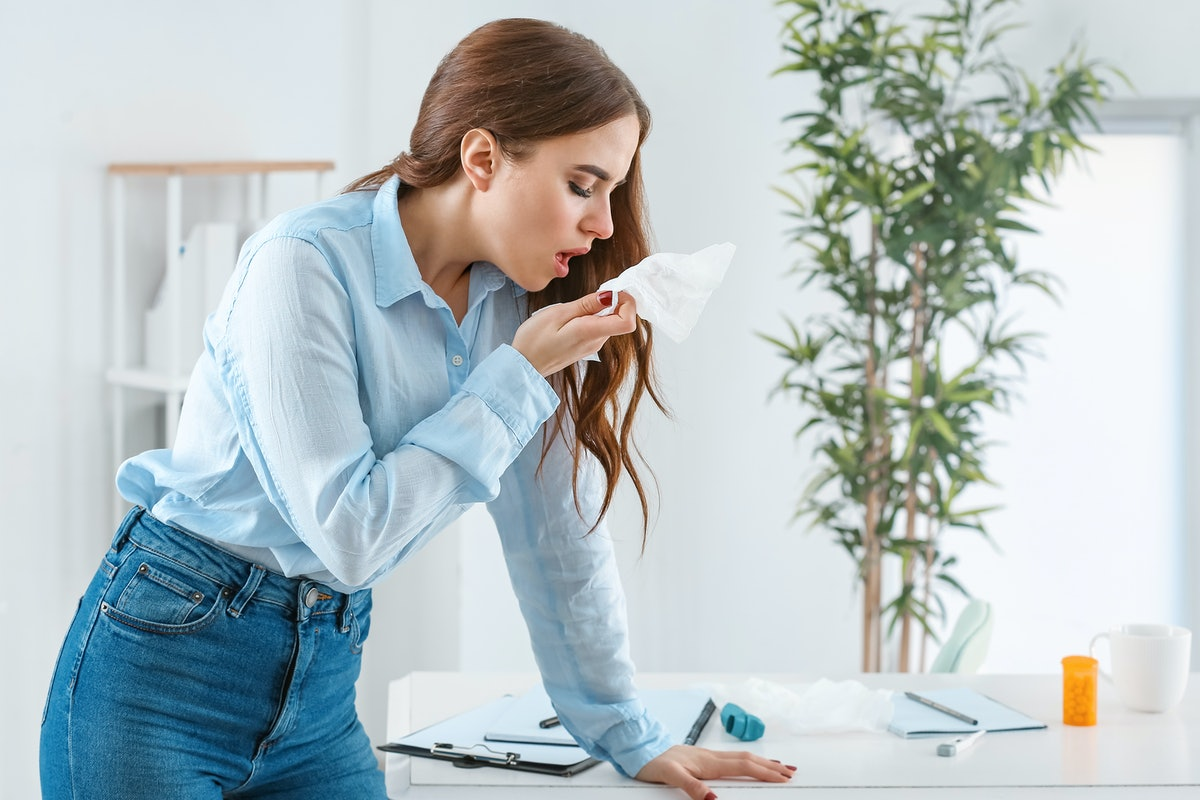 5 Places In Your Office That Carry Flu Germs & More