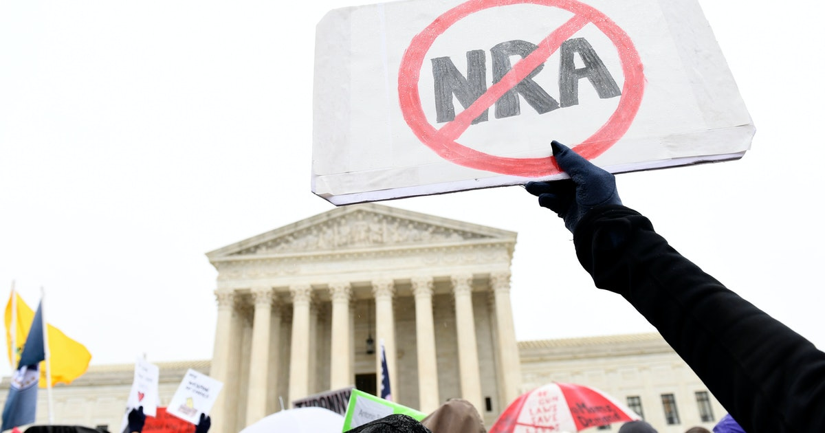 What's up with the NRA's legal troubles?
