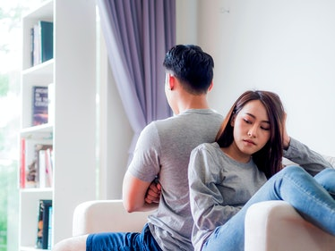 Is the start of a new year a good time to break up? Experts say it can be.