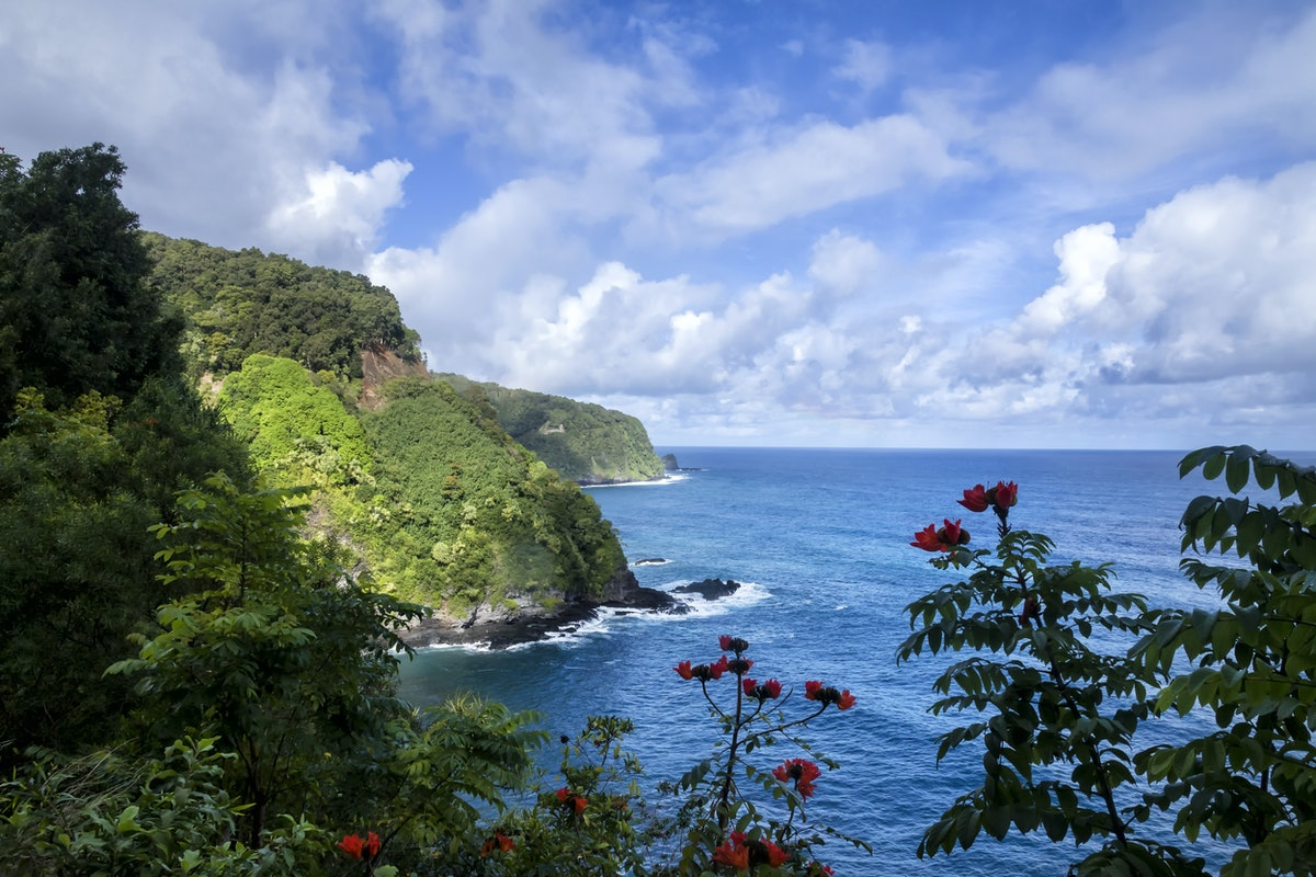 Hana Road is a long, winding which start in Kahului, Hi and ends in Hana, Hi on the island of Maui. ...