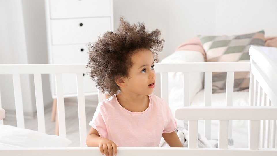 Age 3 is the youngest age experts recommend transitioning from a crib into a bed.