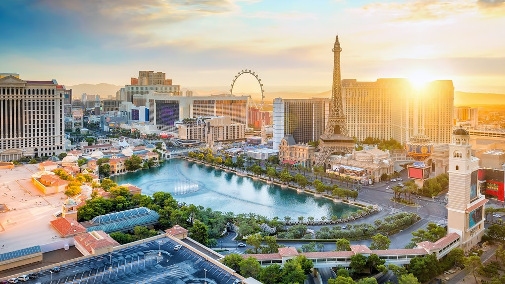 Southwest Airline's Spring Flash Sale features $59 fights to Vegas.