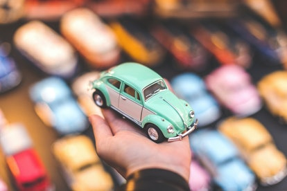 For one reader, a model car was nicer than the real thing.