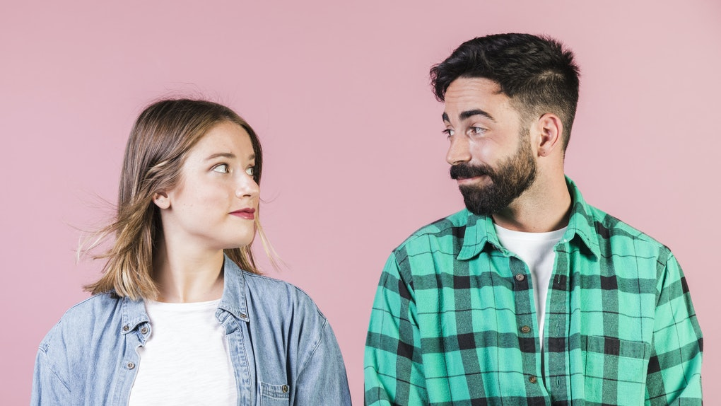 The Myers-Briggspersonality types most likely to break up and get back together share several qualities, including idealism and difficulty letting go.