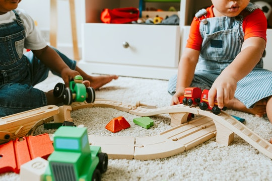 A child's obsession with trains is because of how magical the little railroads are, experts say.