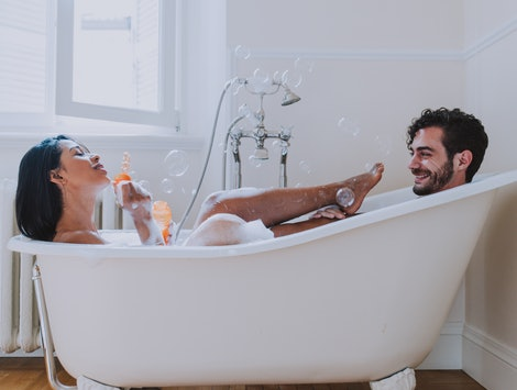 Experts says that you actually shouldn't share everything with your partner.