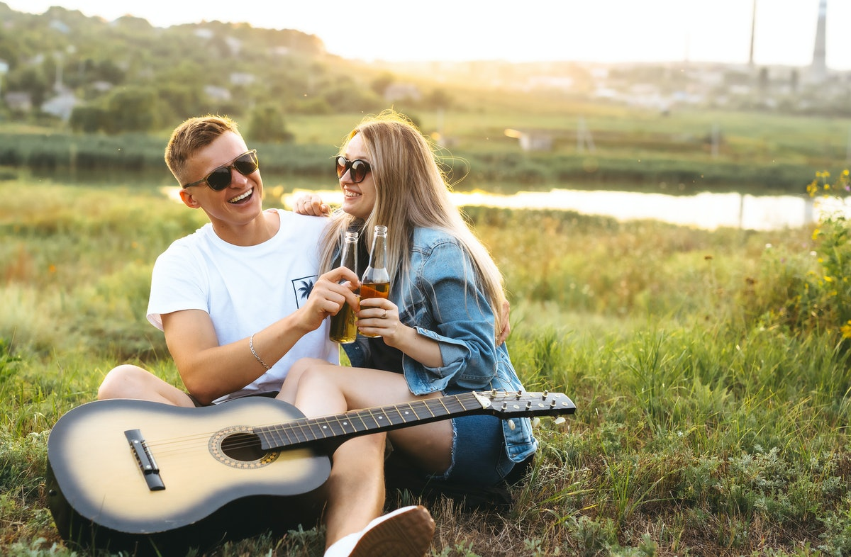 The Myers-Briggs personality types who are fun to date include ENFPs.