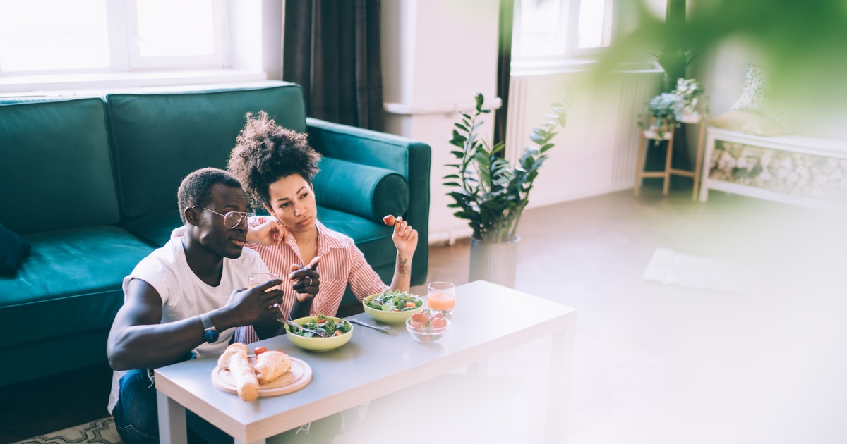 7 Fun Things To Do With Your Partner In Your New Apartment