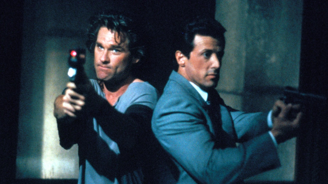 Tango And Cash,  Kurt Russell,  Sylvester Stallone