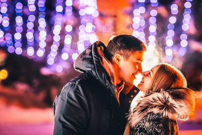Kissing for at least seven seconds releases oxytocin and can help to build an emotional connection.