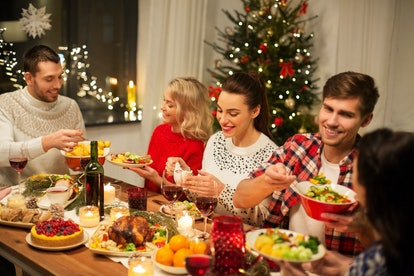 Breaking up over the holidays won't be so bad, especially if you're going to be around family.