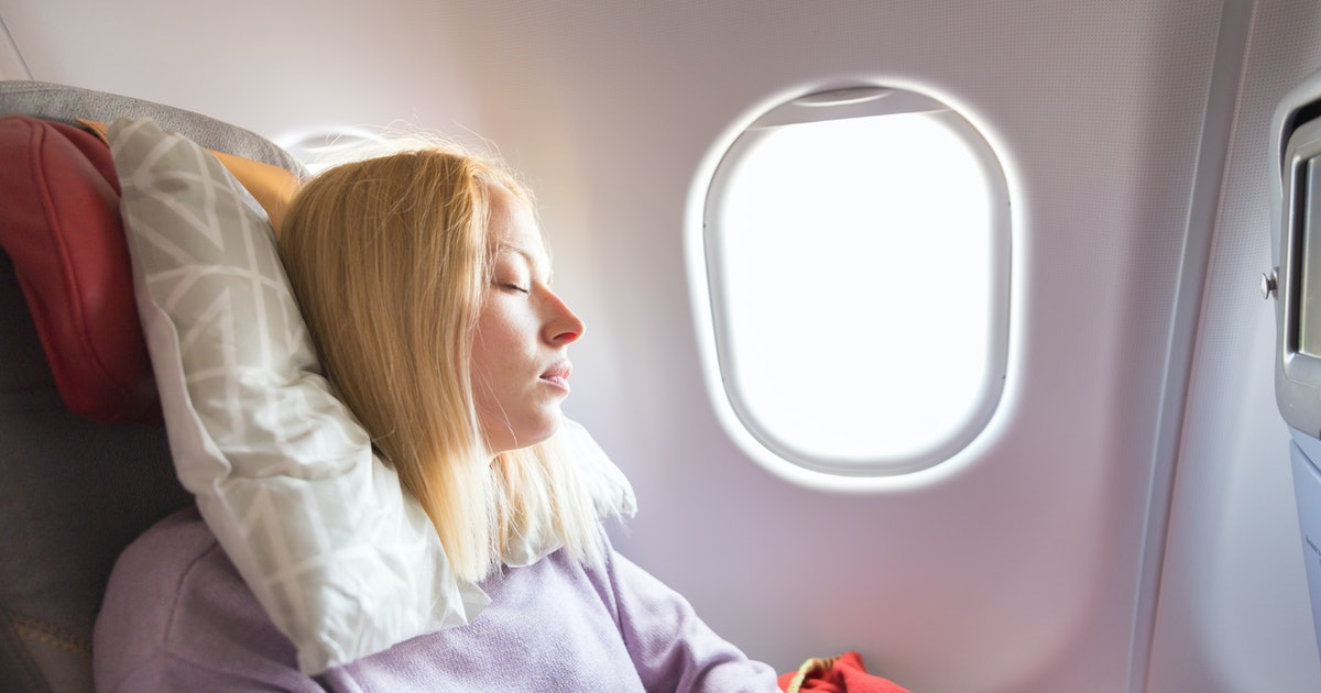 How To Make A Red-Eye Flight Better