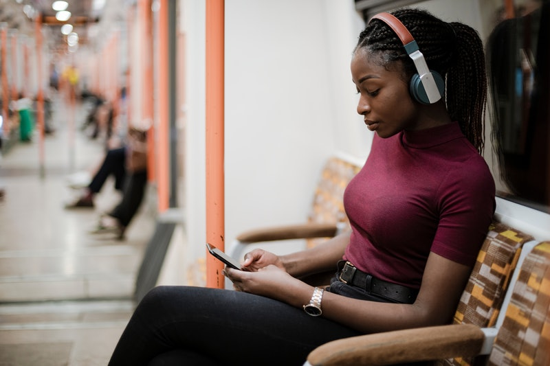 Aquarians like listening to podcasts that have a bigger picture.