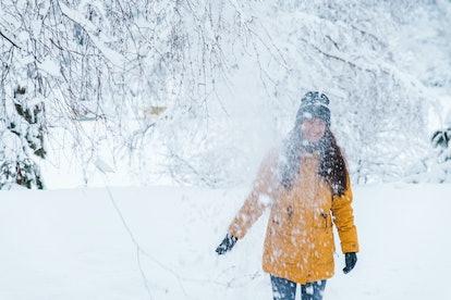Make sure to go outside during Capricorn season.