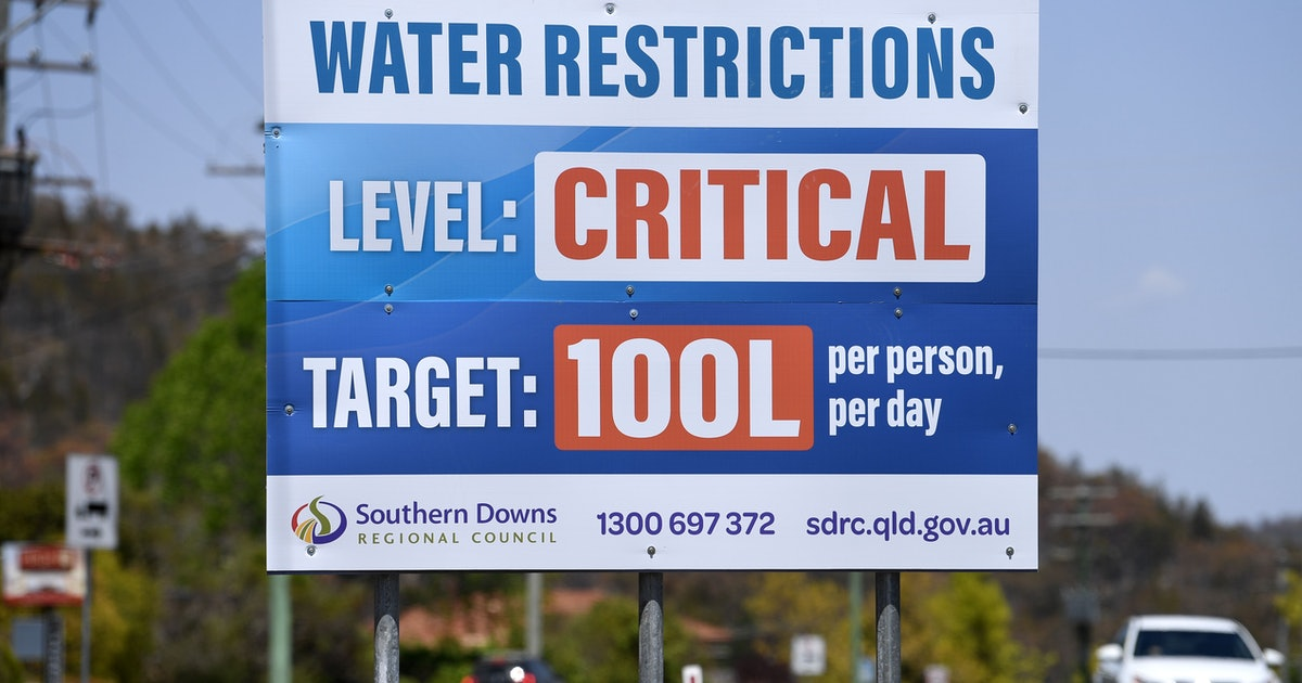 Australia's water crisis is a harbinger of things to come around the world