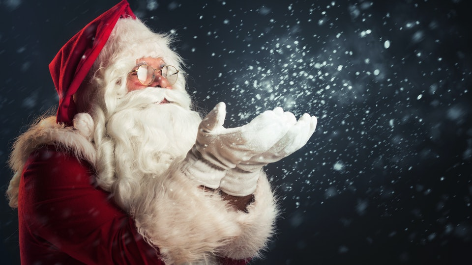 A teacher was suspended after telling students there's no Santa