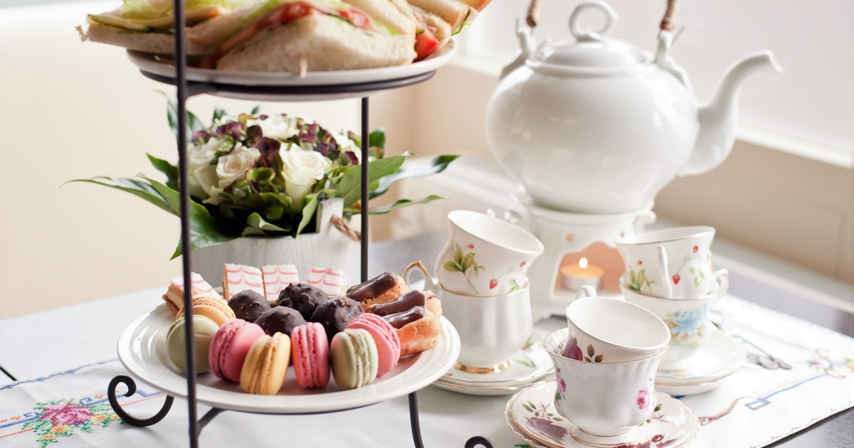 7 Best Royal Themed Afternoon Teas In The UK That Will Make You Feel Like A Queen — Literally