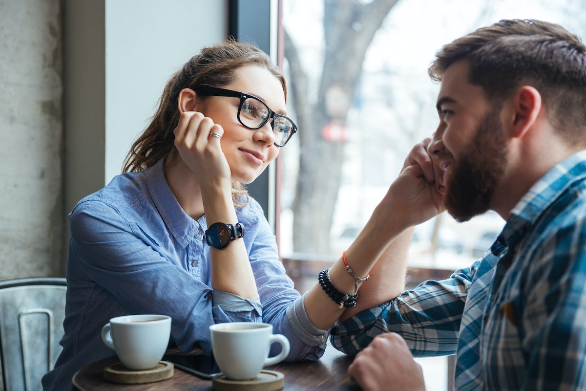 If you're nervous about dating, change your perspective to feel more confident