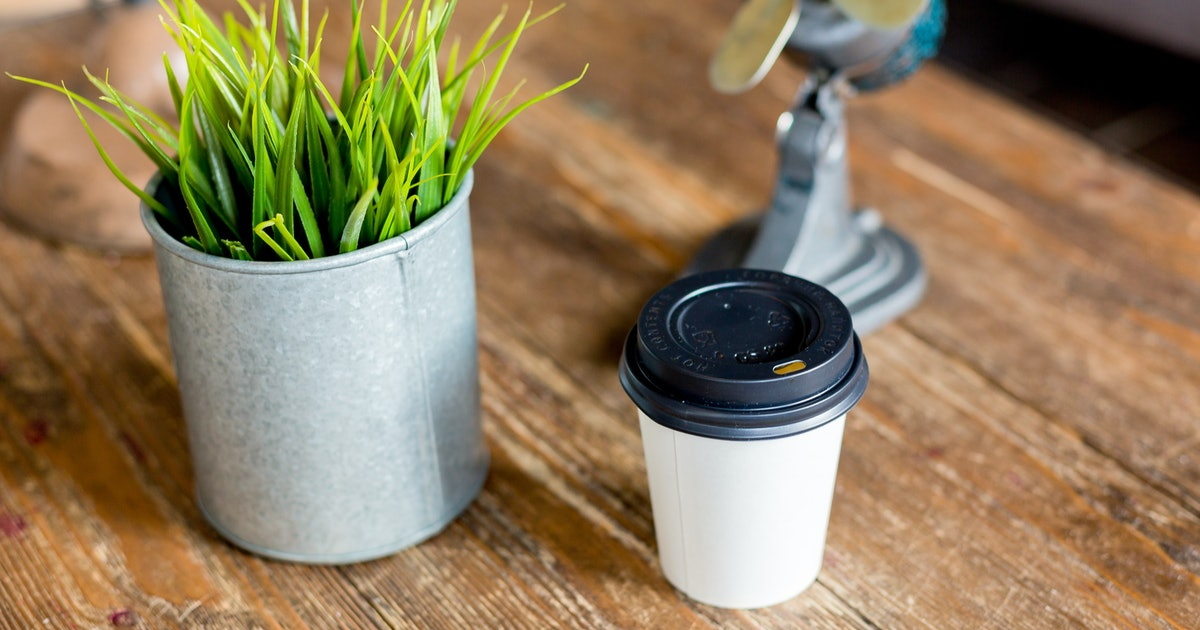 Can You Water Plants With Coffee? The Drink Has Some Hidden Horticultural Benefits