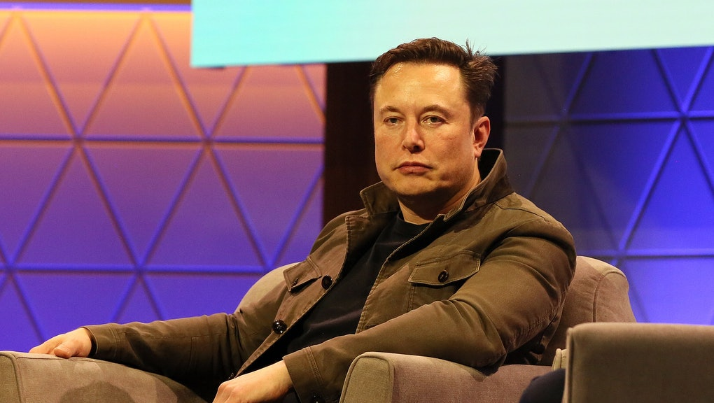 Elon Musk talks during the ' Elon Musk in Conversation with Todd Howard' Showcase panel during E3 2019 at the Novo Theatre during the Electronic Entertainment Expo (E3) in Los Angeles, California, USA, 13 June 2019. The E3 expo introduces new games and gaming devices and is an anticipated annual event among gaming enthusiasts and marketers. The event runs from 11 to 13 June.