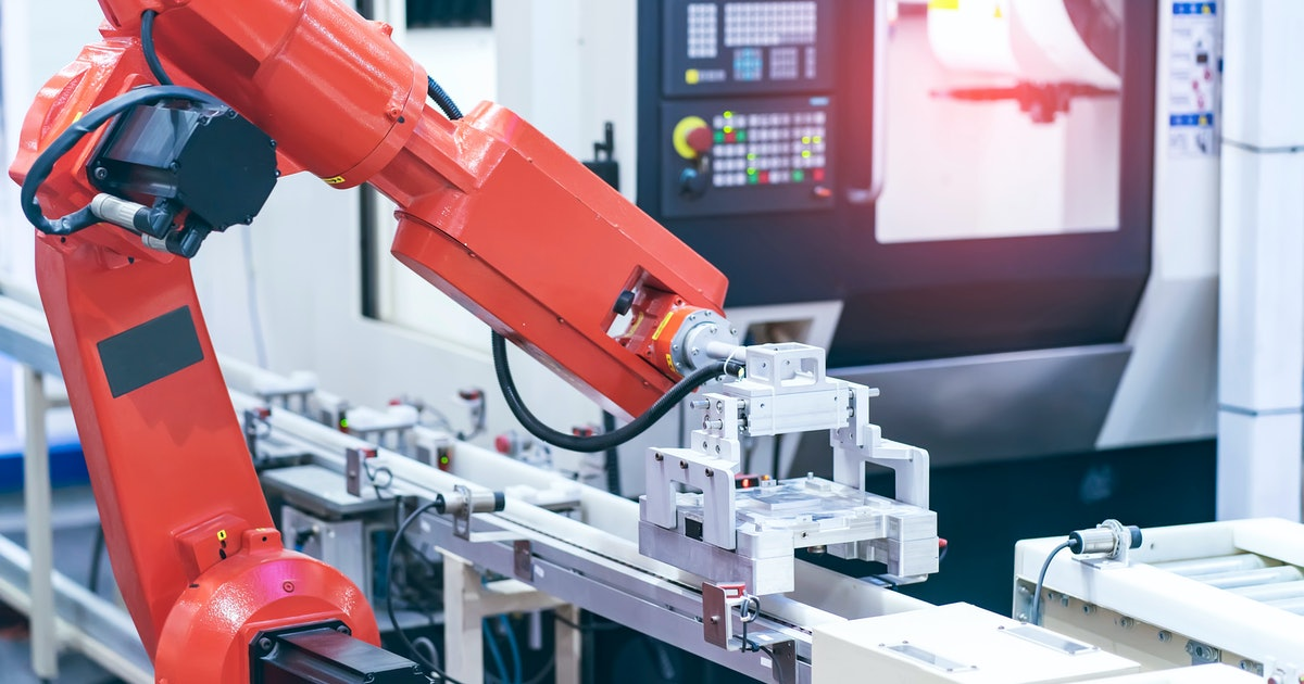 Robots Are More Likely To Take Women's Jobs Than Men's, Study Shows, But It Might Not Be All Doom & Gloom