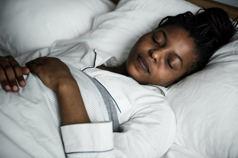 Many people actually sleep better when they don't drink alcohol.