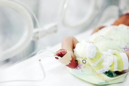Newborn Care in the Hospital.