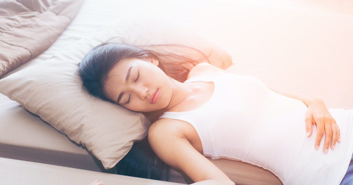REM sleep can reset your brain after an upsetting event