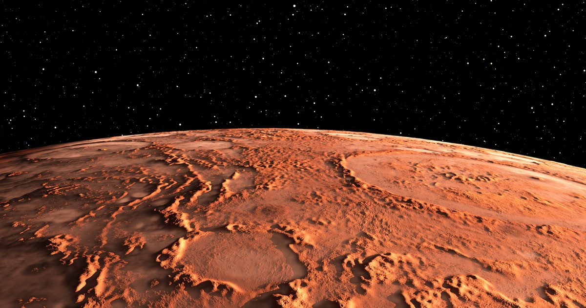 Can Humans Live On Mars? Scientists May Have Just Found A Way To Make It Habitable