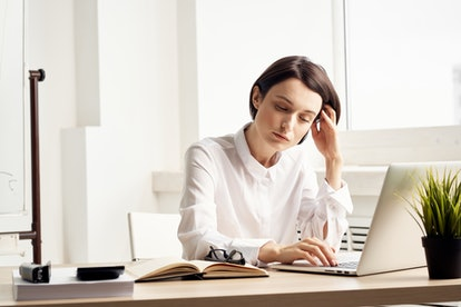 Setting boundaries, and saying no to extra work, can help prevent burnout.