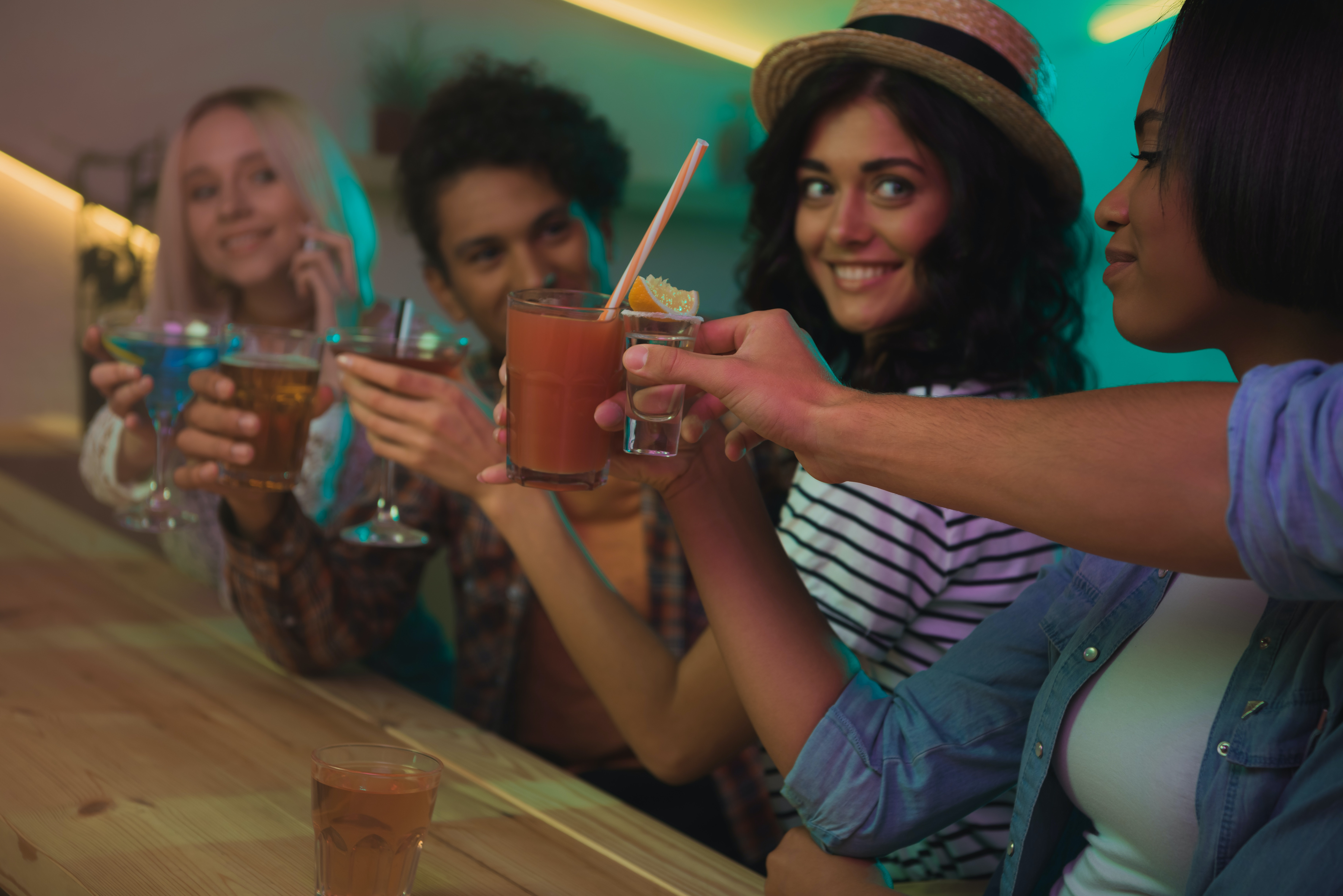 How To Drink Safely On Vacation, Because Tainted Alcohol Is