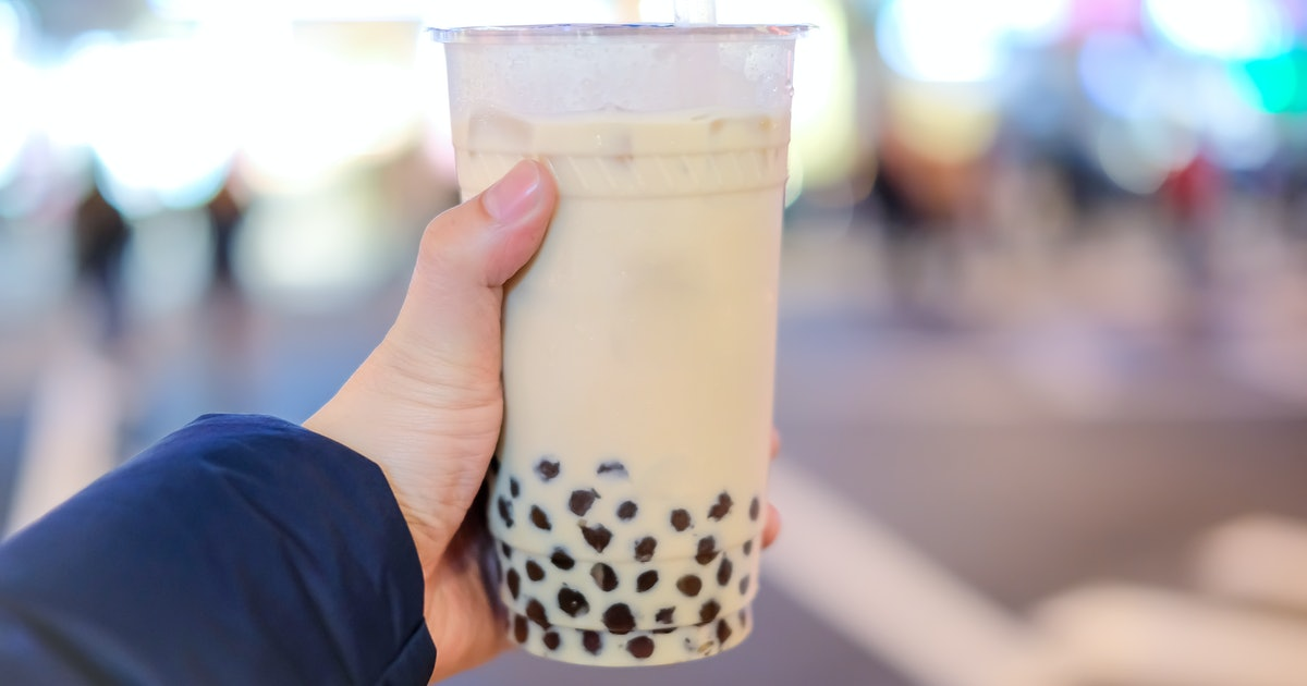 "The ""Tokyo Tapioca Land"" Pop-Up Brings Your Love Of Bubble Tea To Life"