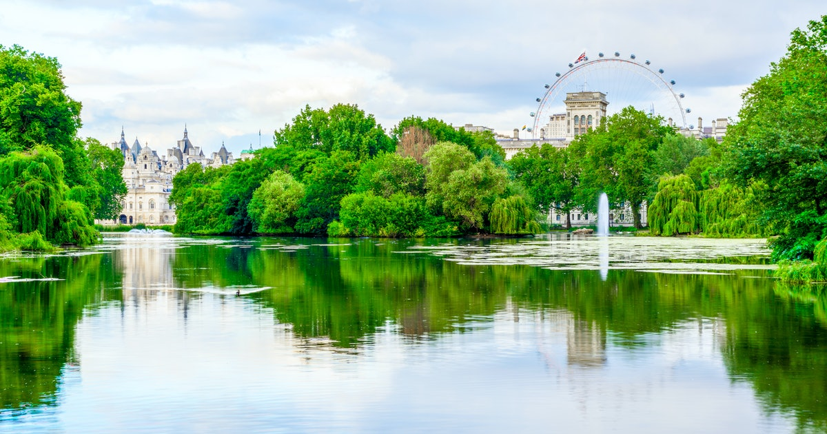 10 Parks In London, UK With The Most Instagrammable Views To Visit At Least Once