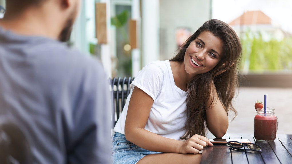 Here's what your Enneagram type says about your flirting style.