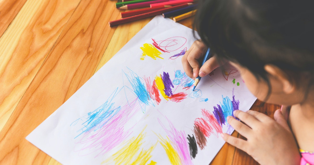 How To Tell If Your Kid Is Color Blind & What To Do If They Are