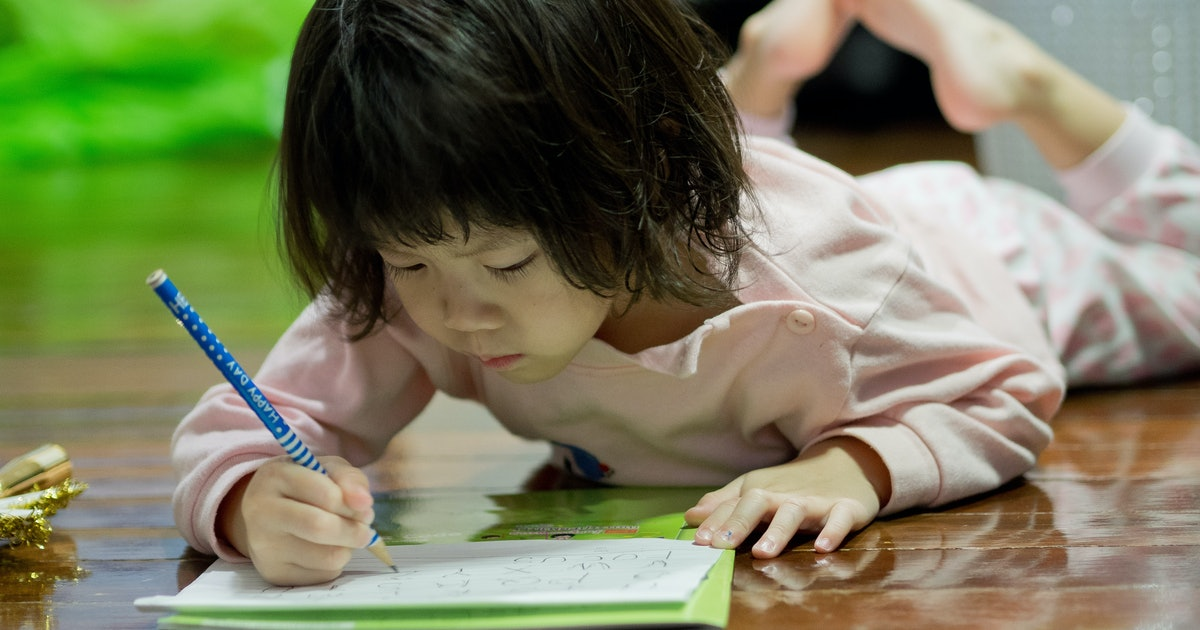 How To Improve Your Child's Memory, & When Memory Problems Actually Mean Something Else