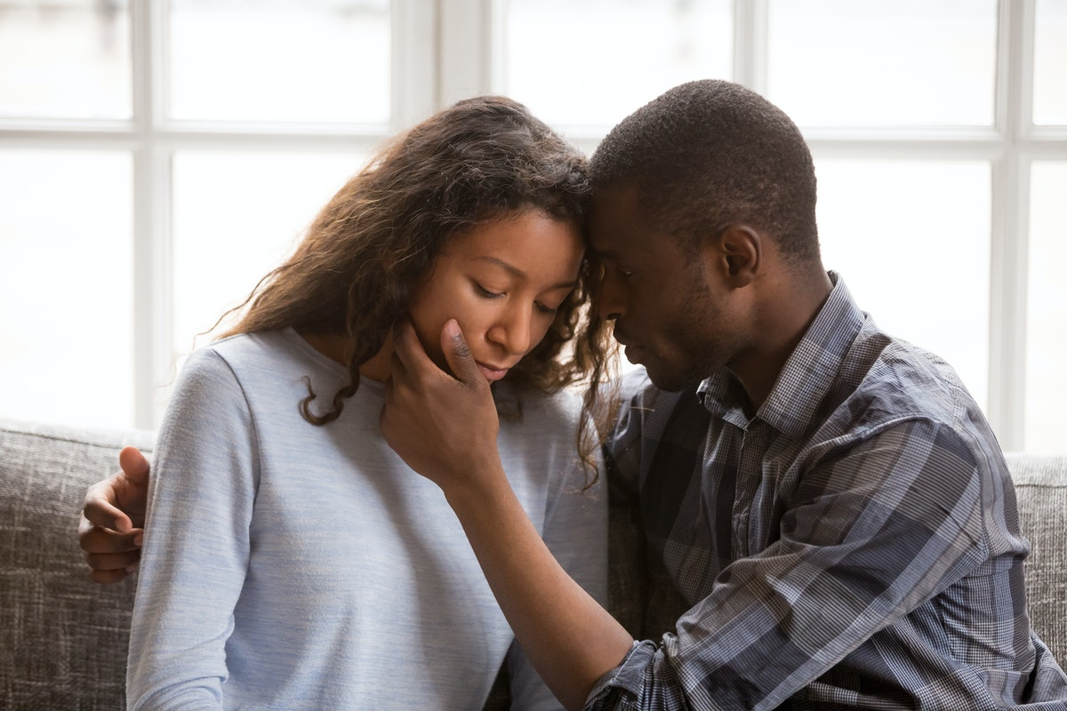 One of the signs your parents' divorce is affecting your love life is if you can't walk away from re...