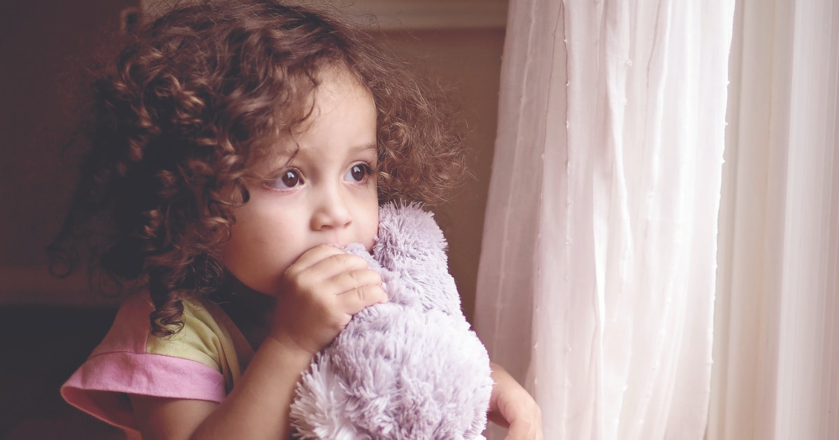 Your Toddler's Lovey Attachment Is About More Than Just A Soft Toy, According To Experts