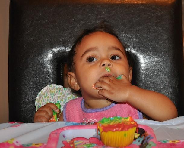First Birthday for Toddler Girl