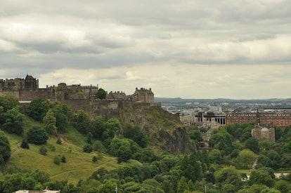 Historic Edinburgh, Scottland