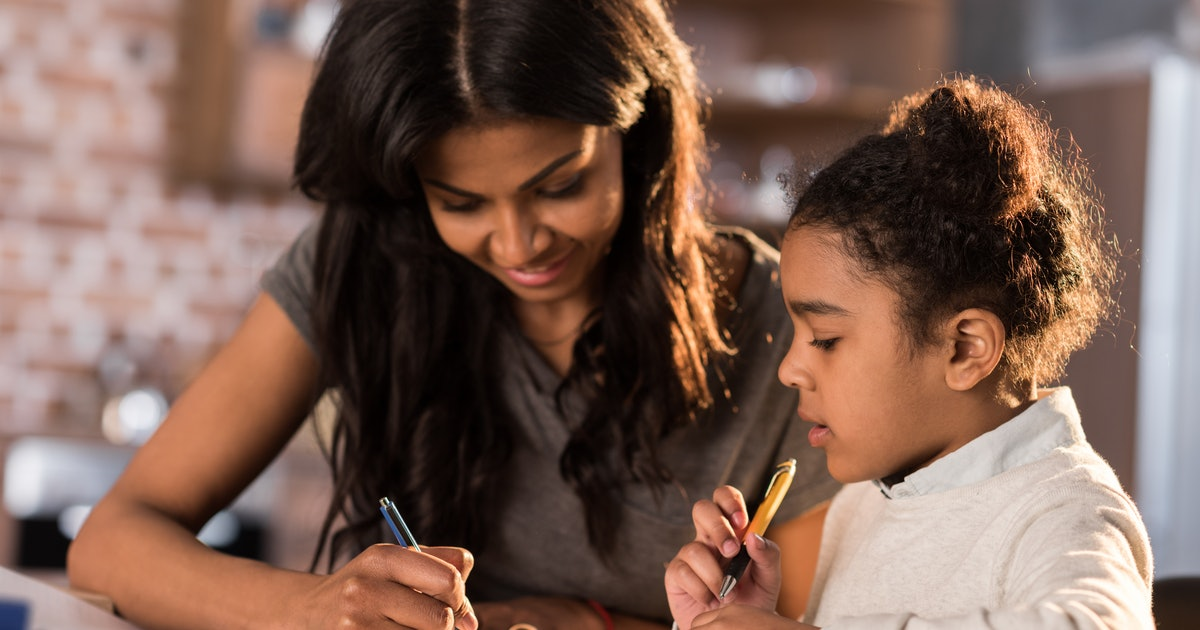 Many Parents Feel Their Kids Get Too Much Homework & It's Getting Harder, New Study Finds