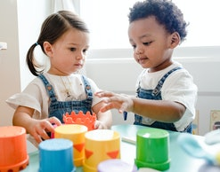 Toddlers do need friends and socialization, but parents count, too.