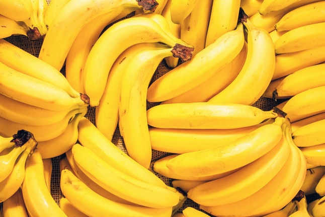 bananas grapes