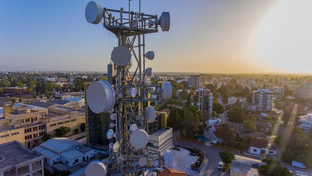 Base Stations in Nicosia North Cyprus Kuzey kıbrıs baz istasyonu