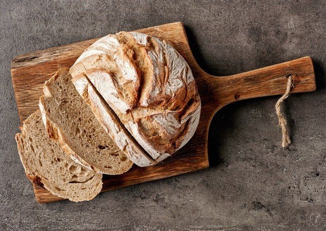 Bread can oftentimes still be good past the expiration date.
