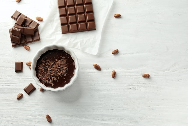 Chocolate is usually safe to eat past the expiration date.