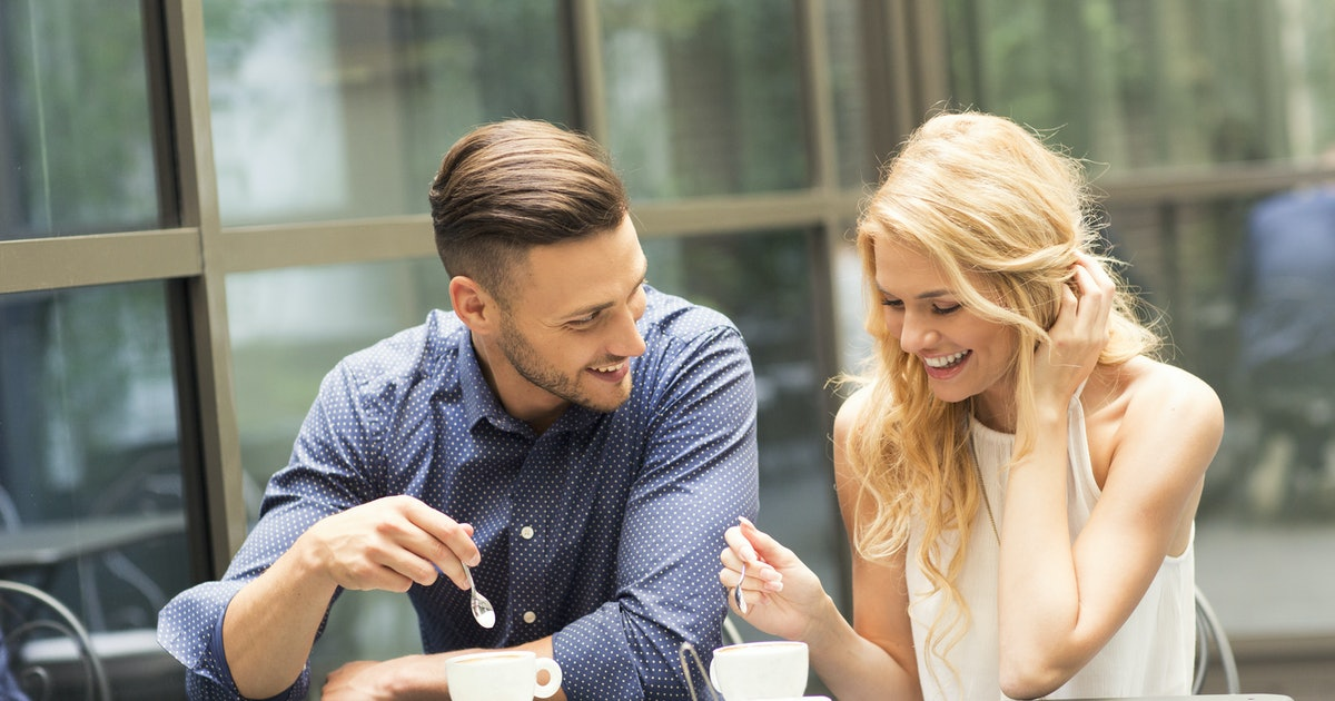 Interesting Date Conversations Don't Always Happen Naturally, So Here's How To Spark Them