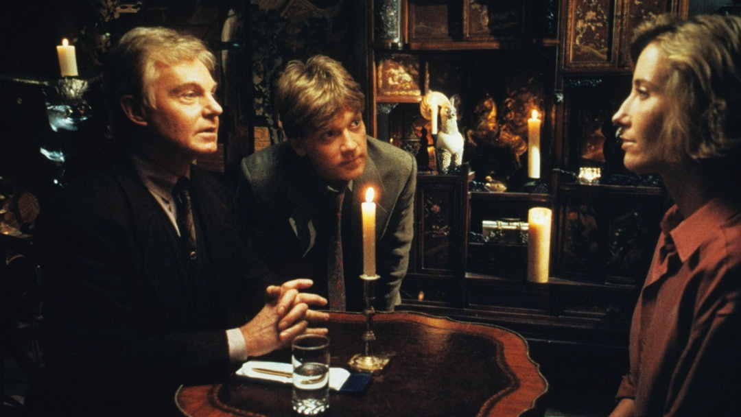 Derek Jacobi, Kenneth Branagh, Emma Thompson