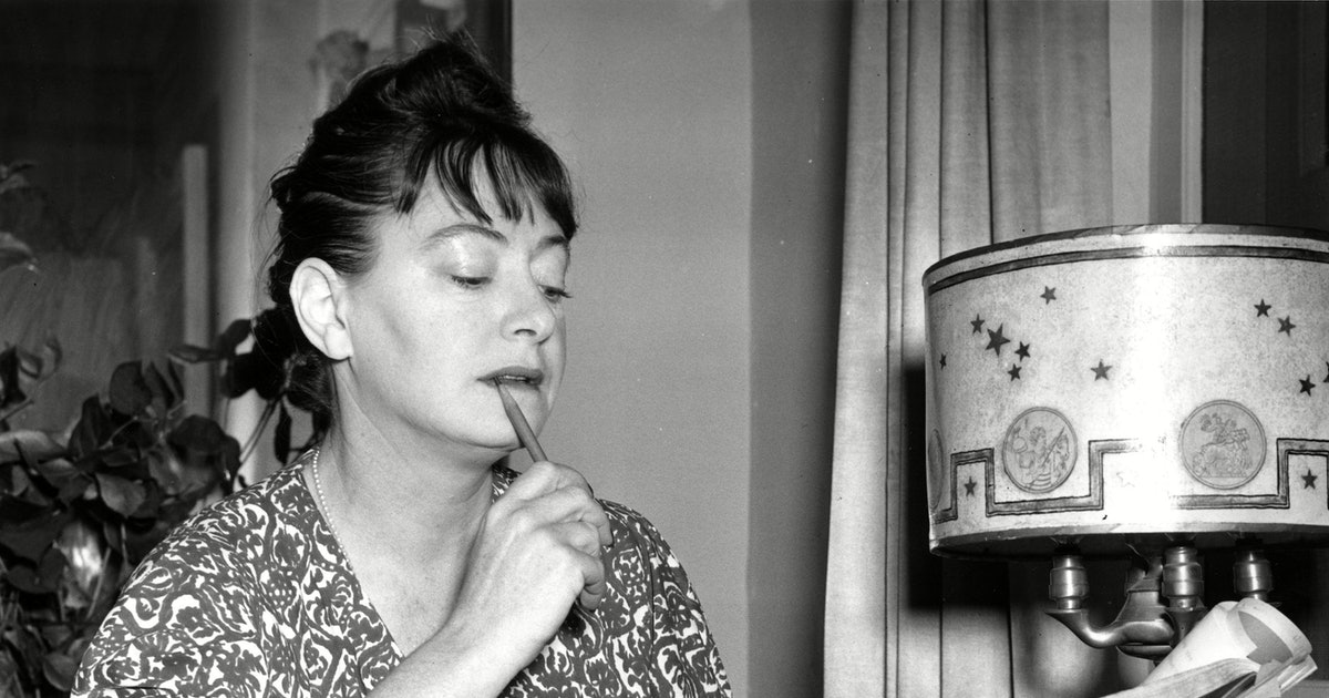 Dorothy Parker's Best Bon Mots on Writing
