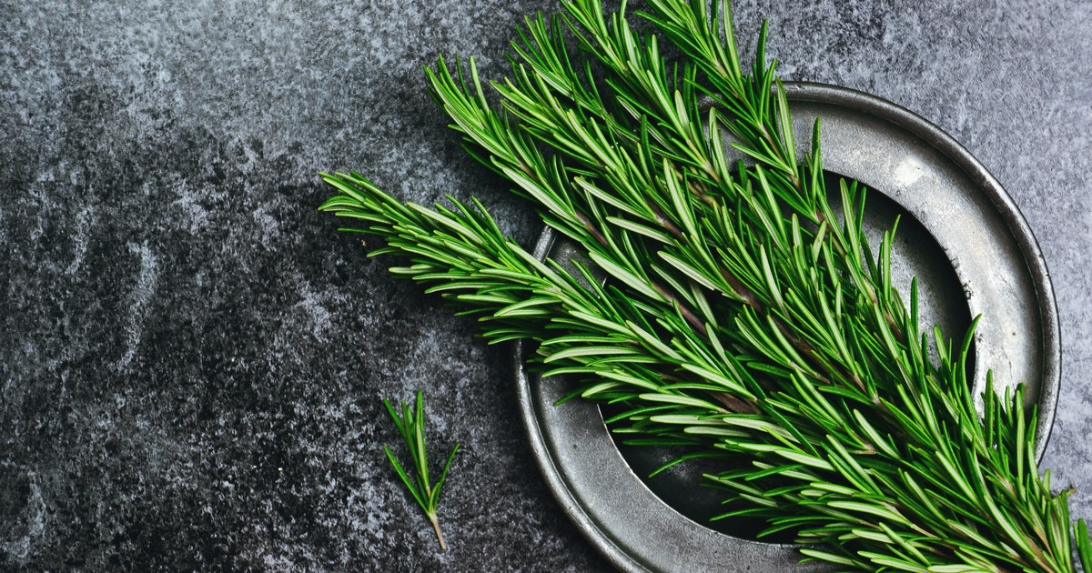 Does Rosemary Prevent Lice? Here's What Actually Works, According To Experts